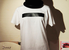 COVER TEE (BLACK)